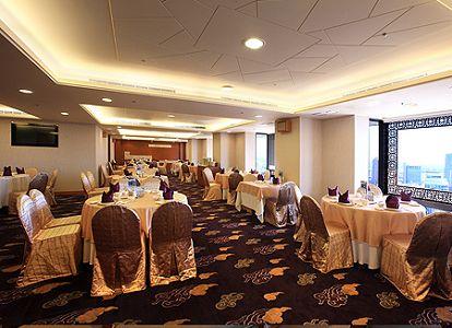 寒軒國際大飯店 40樓觀海軒中餐廳