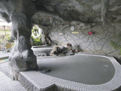 景大渡假莊園The King's Garden Villa 中溫/高溫礦泥岩場
