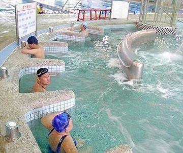 長青村水療養身游泳健康中心 SPA