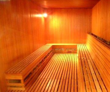 長青村水療養身游泳健康中心 烤箱