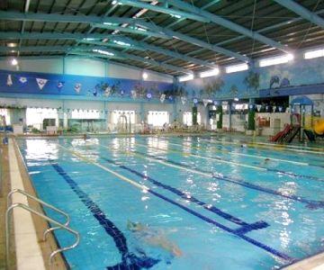 長青村水療養身游泳健康中心 游泳池