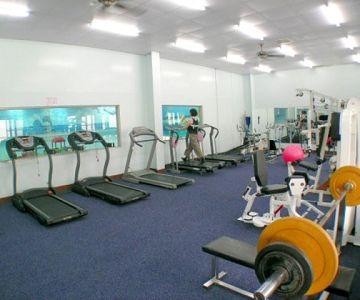 長青村水療養身游泳健康中心 健身房
