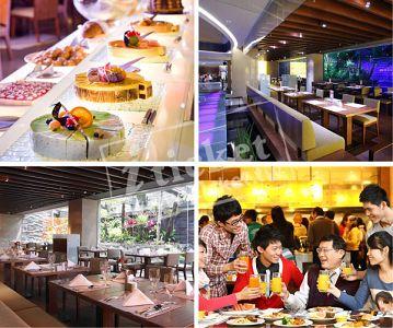 台中裕元花園酒店平日下午茶雙人餐券(需加價200元 可即買即用)